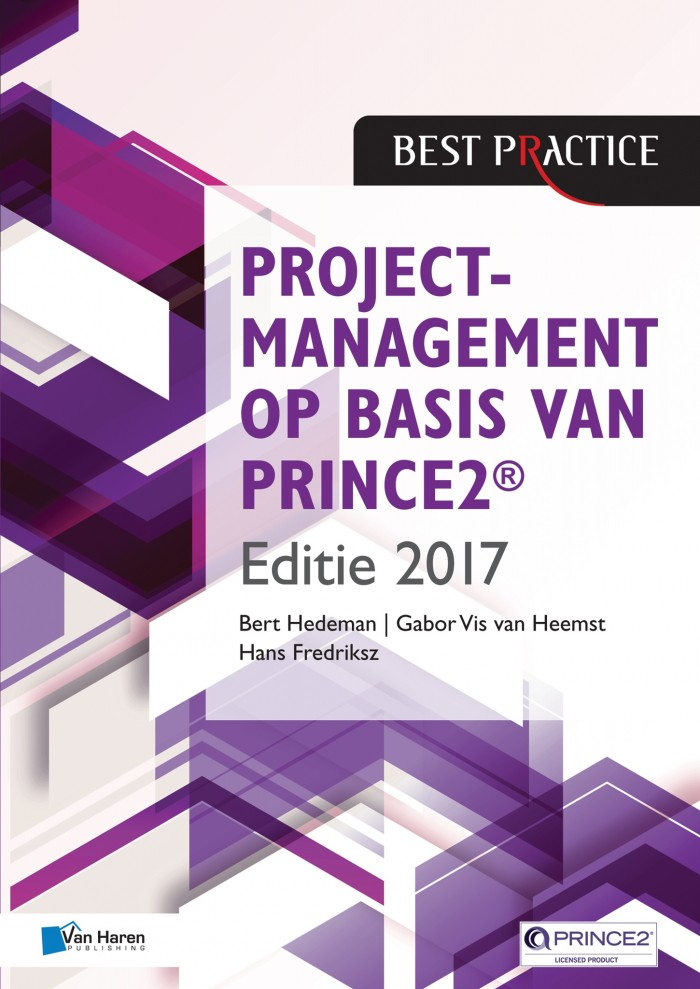Project management op basis van Prince2 2017
